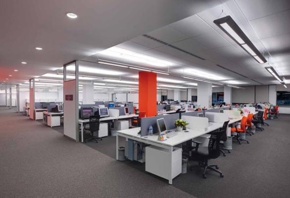 办公室照明