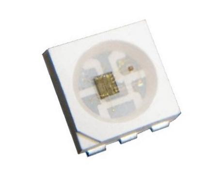 普朗克光电PLK6815B灯珠IC参数,断点续传灯珠,与WS2813、SK6822灯珠有什么不同?