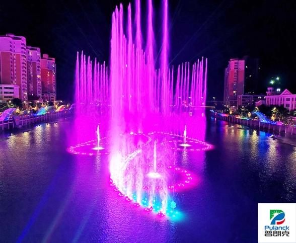 热门5050RGB灯珠应用LED水下灯