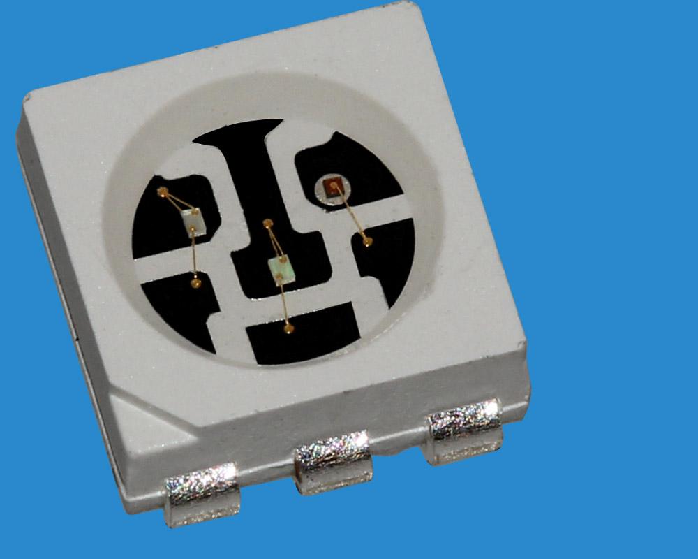 5050RGB灯珠厂家