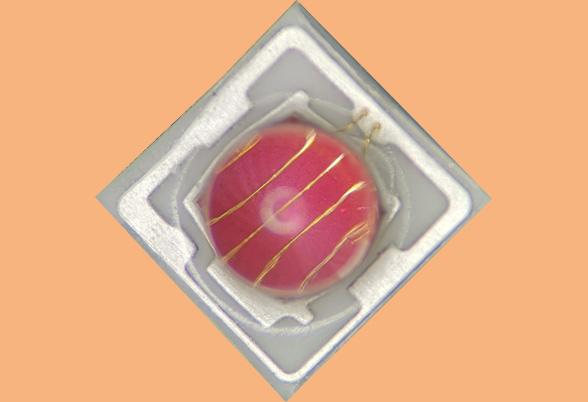 高红光陶瓷3030植物灯珠定制
