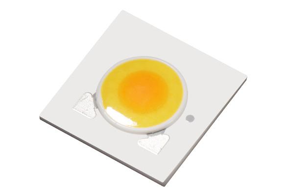 新型双色温1616COB集成面光源深圳灯珠批发厂家