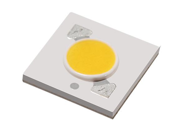 白光单色温1313COB灯珠供应厂家