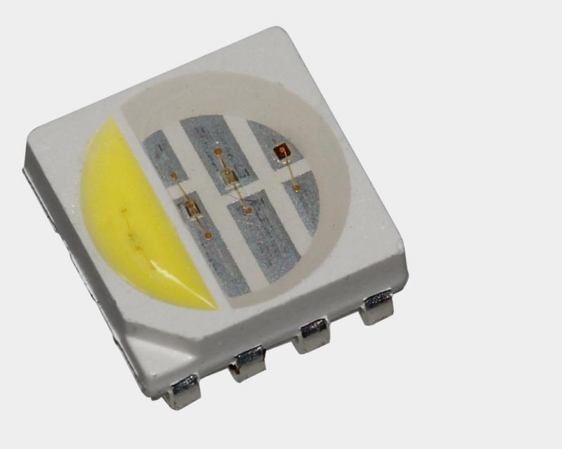 5050RGBW灯珠厂家