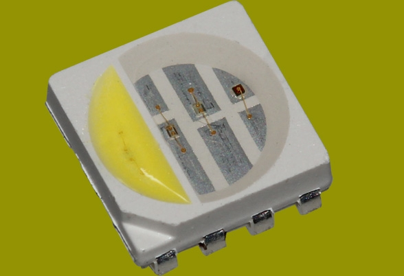 厦门高品质RGBW灯珠定制