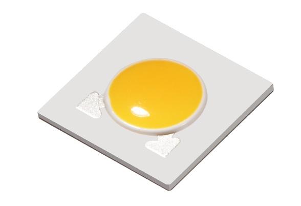 白光单色温1616COB光源供应定制