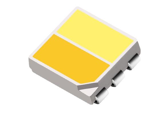 CREE芯片5050双色温灯珠