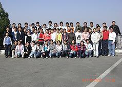 2007年旅游活动合影