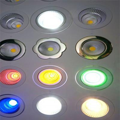 LED射灯、筒灯照明